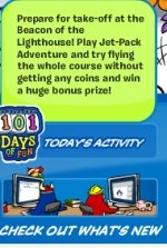 101 Days of Fun at Club Penguin