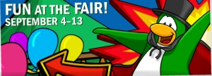 Club Penguin Times 3rd Annual Fall Fair