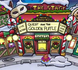 quest-for-the-golden-puffle-christmas