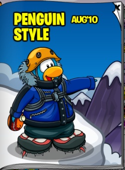 how to get clothes on club penguin