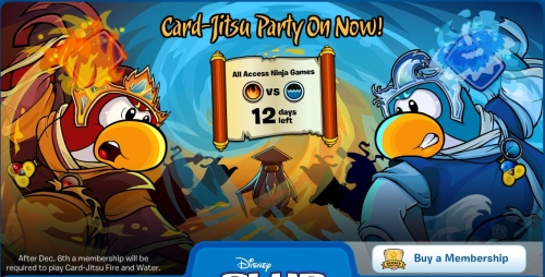 card-jitsu-party