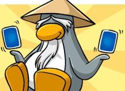 Image of the Club Penguin Sensei Tracker for July 2009